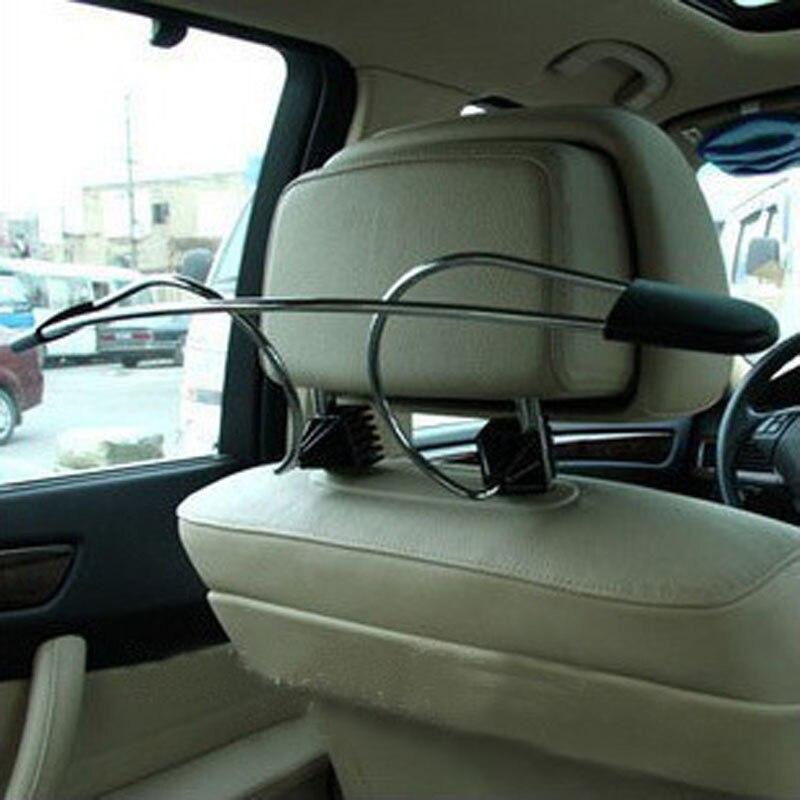 Новая утилита из нержавеющей стали автомобильное сиденье подголовник пальто вешалка для одежды куртки держатель костюмы стойки авто аксессуары
