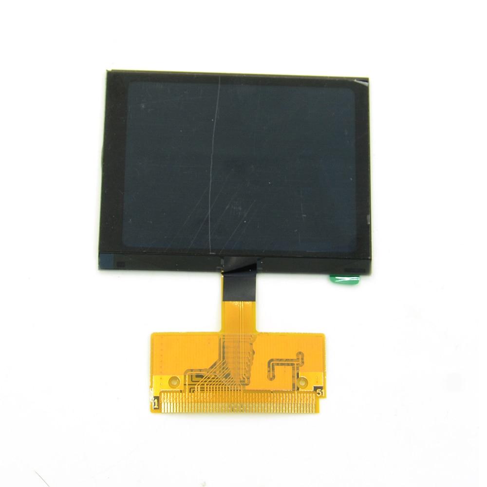 Ajustes para Audi A3 A6 LCD VDO pantalla clúster para Audi VW Passat/Seat nueva versión excelente alta calidad envío gratis