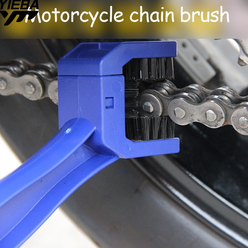 Motocicleta Cadeia Limpa Pincel XADV GearGrunge Escova PARA Honda VFR 750 1200/F kawasaki ZX10R H2/H2R Z1000 NINJA 300 Z900 MT-03