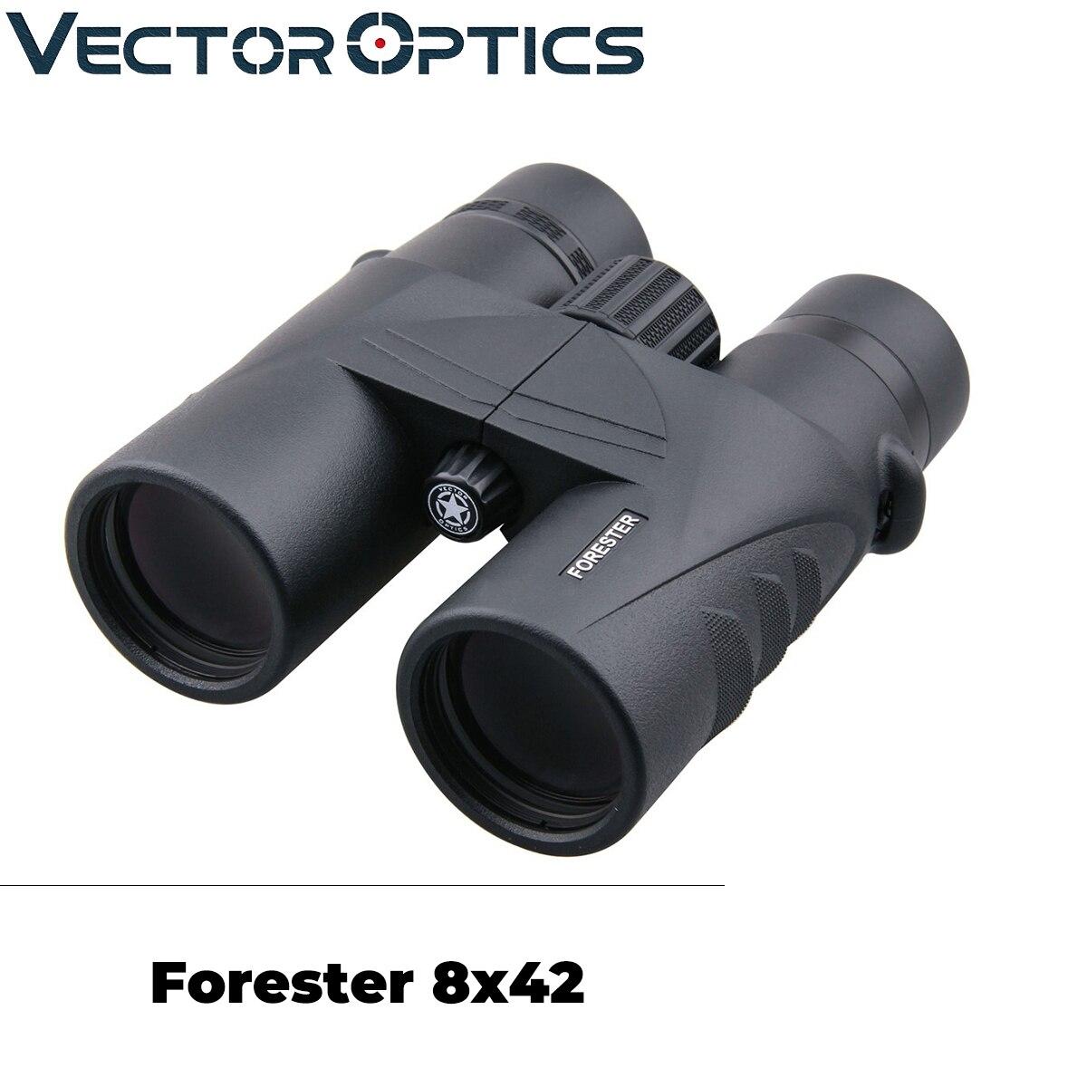Vector Optics Forester 8x42 Fernglas Wasserdicht Prism Bak4 Mit FMC 6 Objektiv für Jagd Vogel Beobachten Outdoor reisen