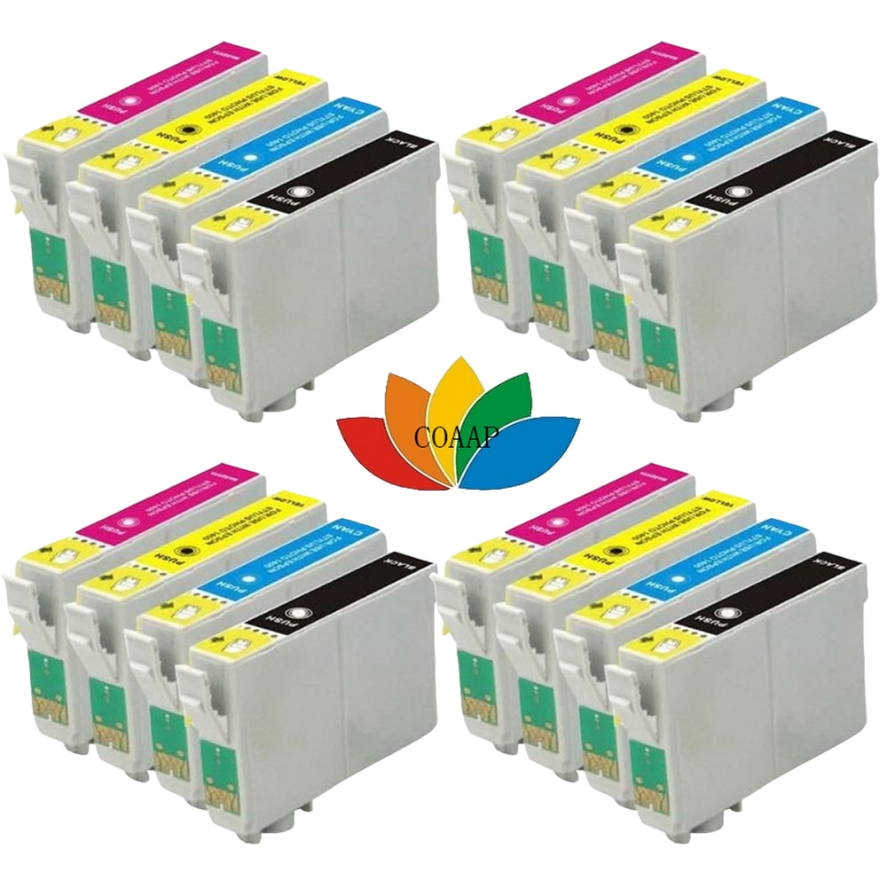 16x printer ink cartridge for Compatible Epson SX525WD SX535WD BX525WD BX535WD BX625FWD BX635FWD B42WD BX320FW BX630FW BX320FW