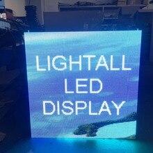 192X192mm 32X32 píxeles 1/16 scan SMD3528 RGB módulo led p6 a todo color para pantalla led de interior, panel LED de pared de video de alta calidad