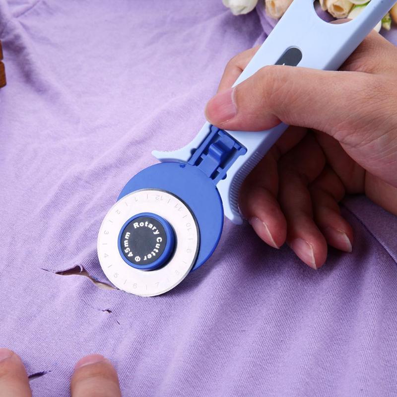 28/45 мм лоскутные роликовые колеса, круглый нож, ткань, нож, шитье, стеганая ткань, резак, инструмент, пэчворк, кожевенное ремесло, швейный инструмент