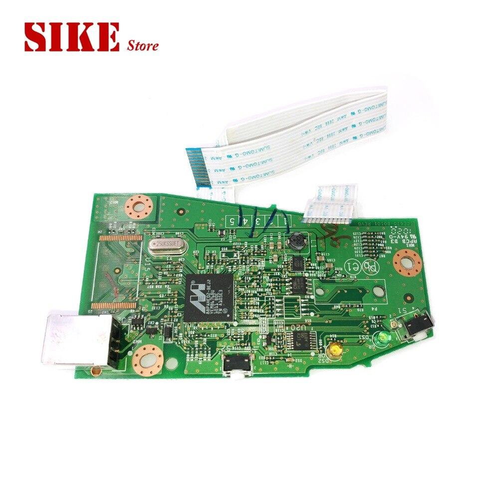 CE670-60001 Logic Tablero Principal para HP LaserJet P1102w 1102w HP1102w formateboard Mainboard