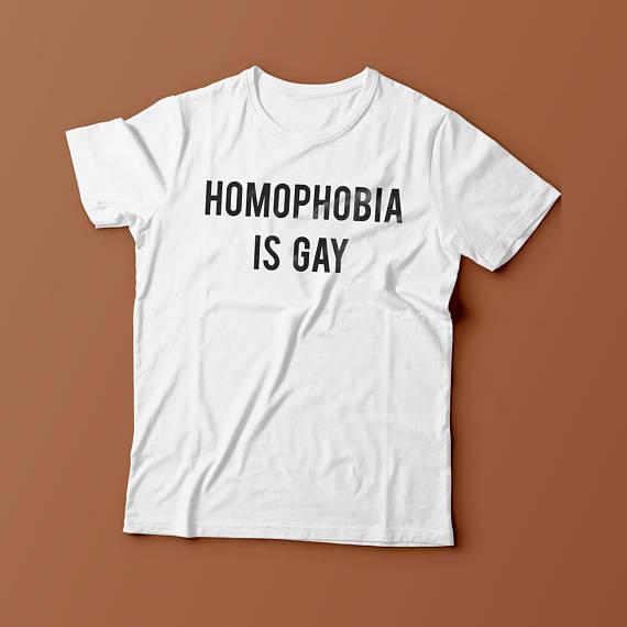 Camisetas de derechos de las mujeres veganas feministas Tumblr S-3XL Moletom Do Tumblr camiseta Casual Tops Homophobia es Gay divertido Unisex hombres