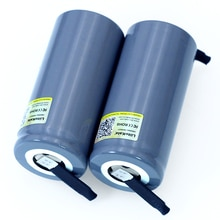 10PCS  LiitoKala 3.2V 32700 6500mAh LiFePO4 Battery 35A Continuous Discharge Maximum 55A High power battery+DIY Nickel sheets
