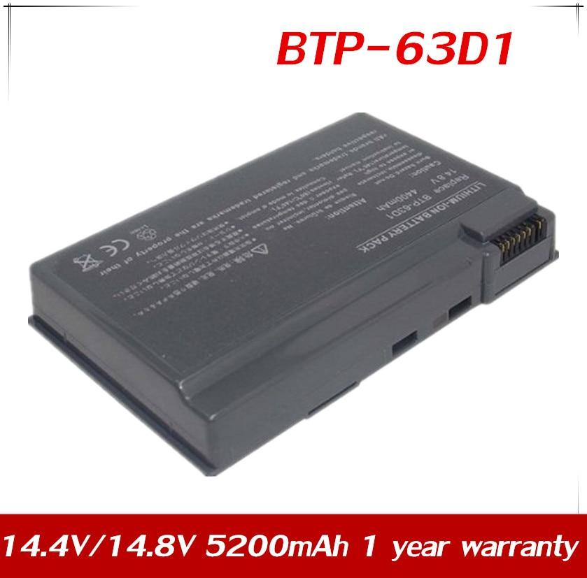 7XINbox 5200 мАч батарея для Acer TravelMate 2410 4400 C300 C300XCi C302 C310 3020 3040 3610 5020 5040 60.49Y02. 001