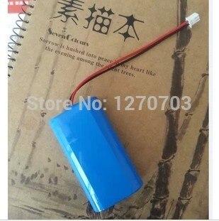 Altavoz con batería de litio de 7,2 V/7,4 v/8,4 V, altavoz con batería de litio especial de 2200mAh y 18650 baterías + PCB