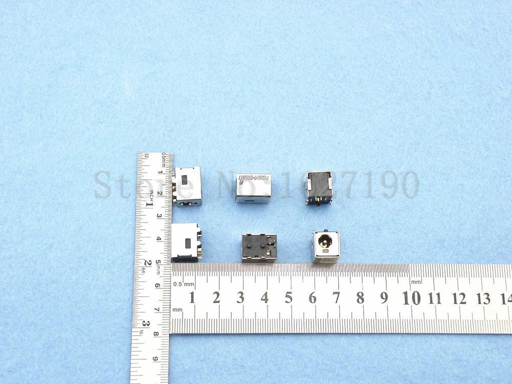 10 Uds. De conector PJ048 DC para HP Presario F700 series F700...