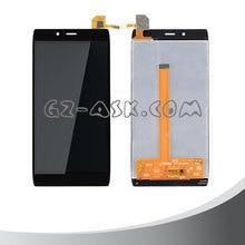 5 unids/lote para Alcatel One Touch Idol Alpha OT6032 6032 6032A 6032X pantalla LCD con Digitalizador de pantalla táctil envío gratis por DHL