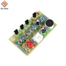 Kit de circuits imprimés électroniques pour Arduino   Bricolage de commutateur de commande acoustique Clap