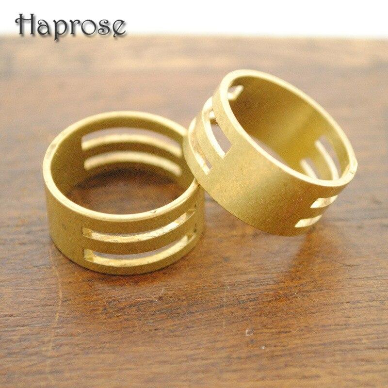 1 pieza nuevo diseño cuentas herramienta latón salto anillo abridor joyería encontrar accesorio apertura herramienta de cierre de dedo 5 piezas al por mayor precio