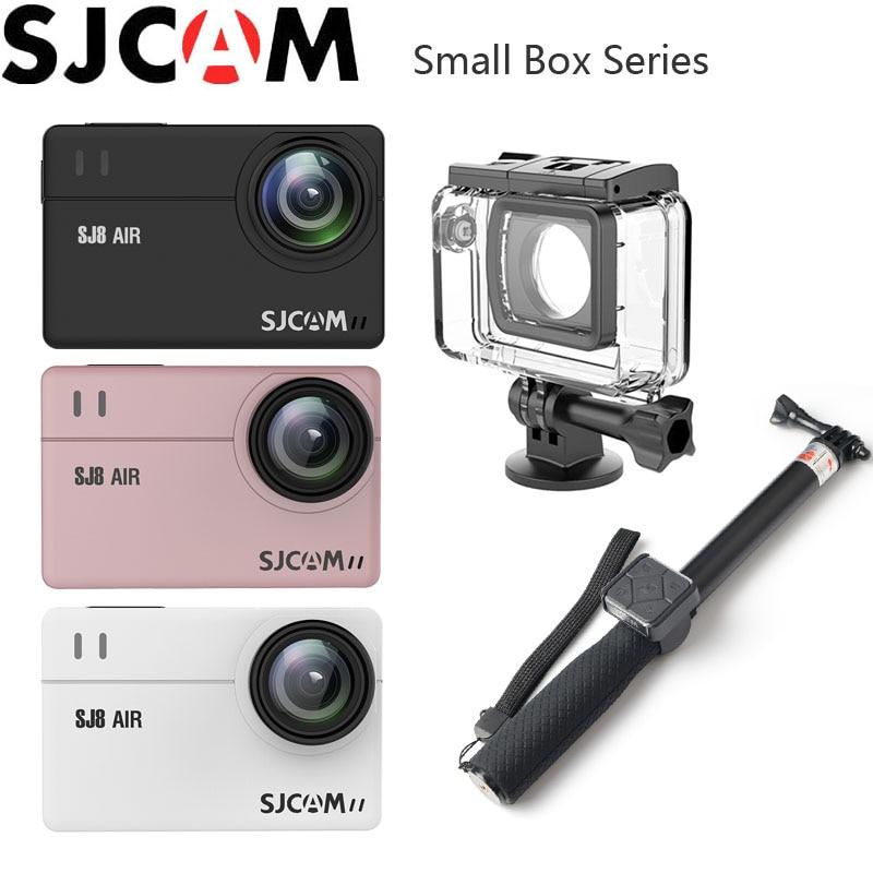 SJCAM SJ8 AIR Action Camera WiFi 1080P Full HD 30m Waterproof Housing Sport DV 1296P Extreme Original SJ Outdoor Sports Cam