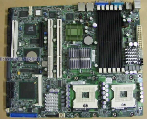 X6DVA-4G2 SUPERMICRO E7320 Chipset Dual Network Card