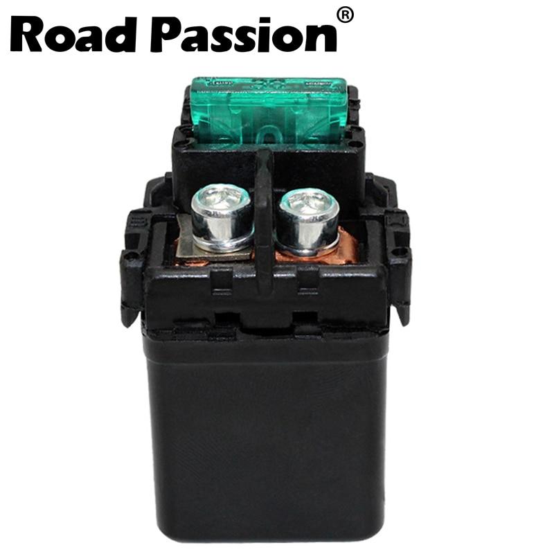 Road Passion Motorcycle Starter Solenoid Relay Ignition Switch For HONDA XL650 V/V1/V2/V3 XL125 V1/V2/V3 XLR125 R S U W XR125L