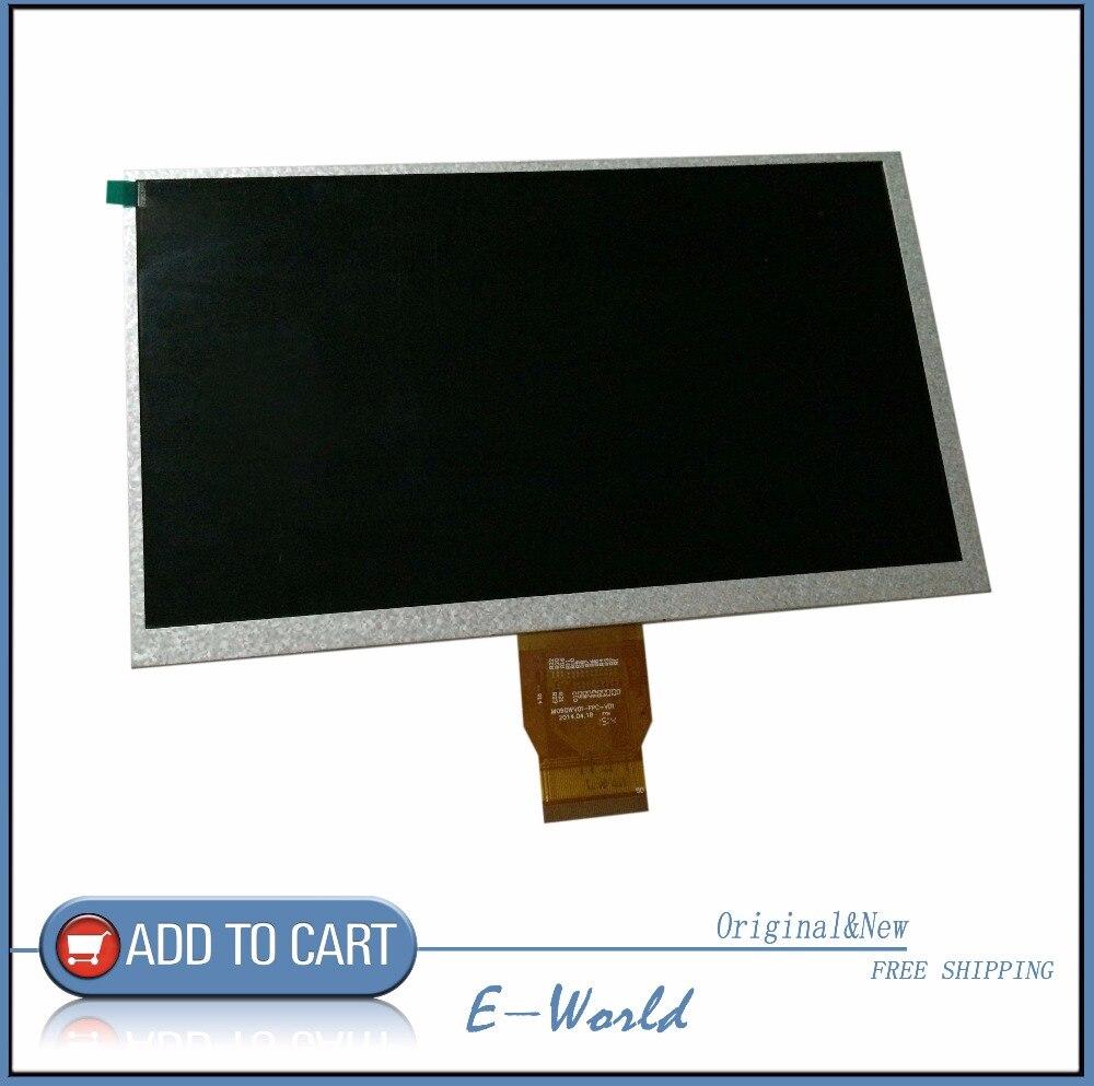 9 pulgadas TFT LCD BLC900-08H M090WV01-FPC-V01 800*480 para Allwinner A13 Q9 Sanei N91 Elite MOMO9 Tablet PC BLC900-03A-U 7610029258