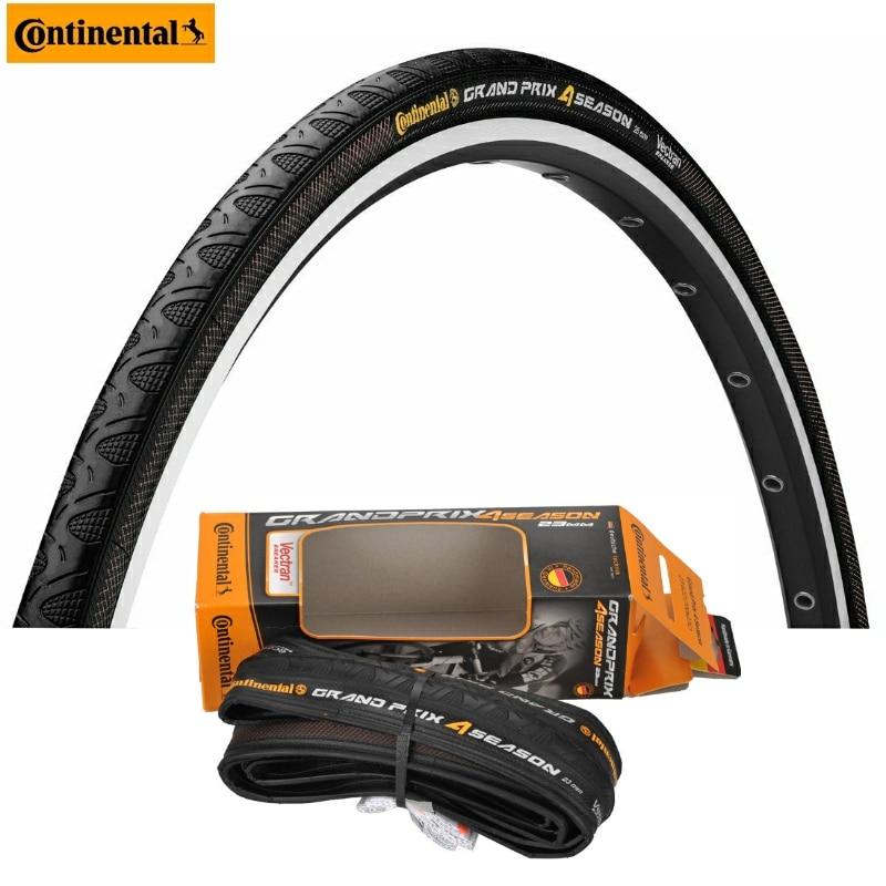 Continental Grand Prix  4-season Folding Tire 700x23c 700*25C 700*28C Road Bike Tire+Freeshipping