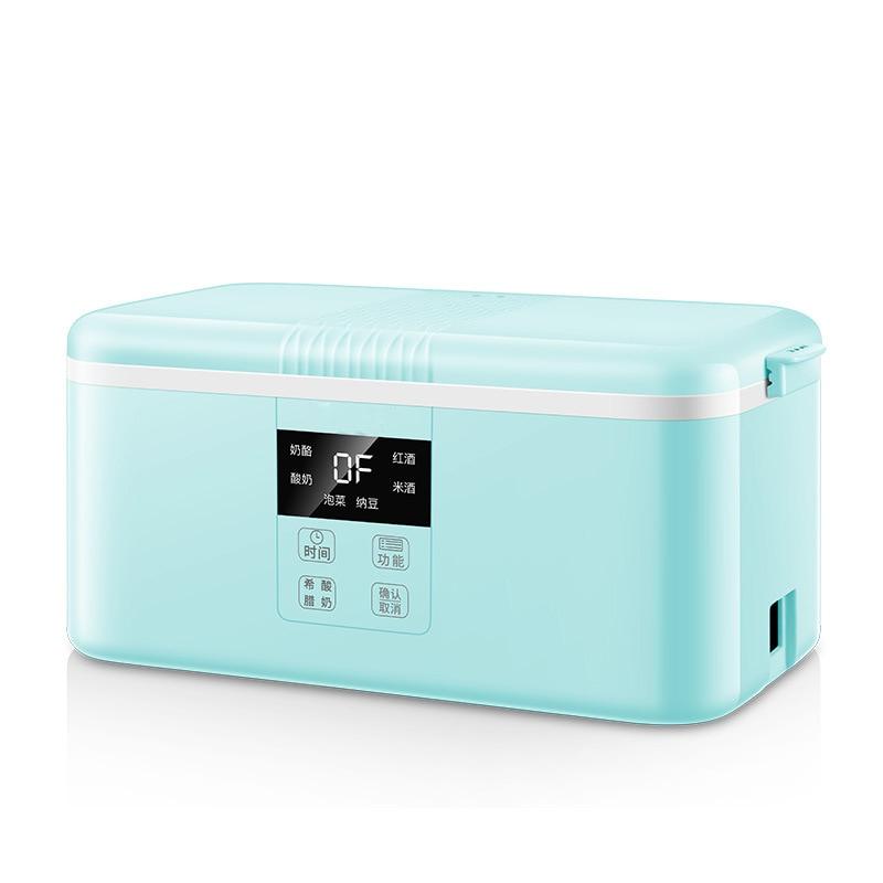 DMWD 220V Household Yogurt Machine 1L Capacity 6 Functions Cheese /Red Wine/Rice Wine /Pickle Kimchi  Maker Natto Machine