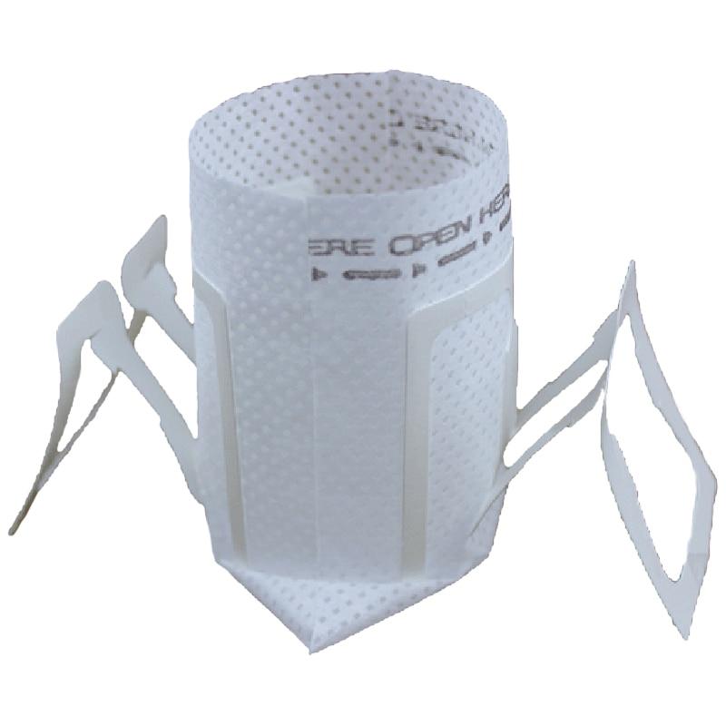 New-150Pcs bolsas de filtro desechables para tazas de café, filtros colgantes, filtros de café, herramientas para café y té, se pueden filtrar y portar