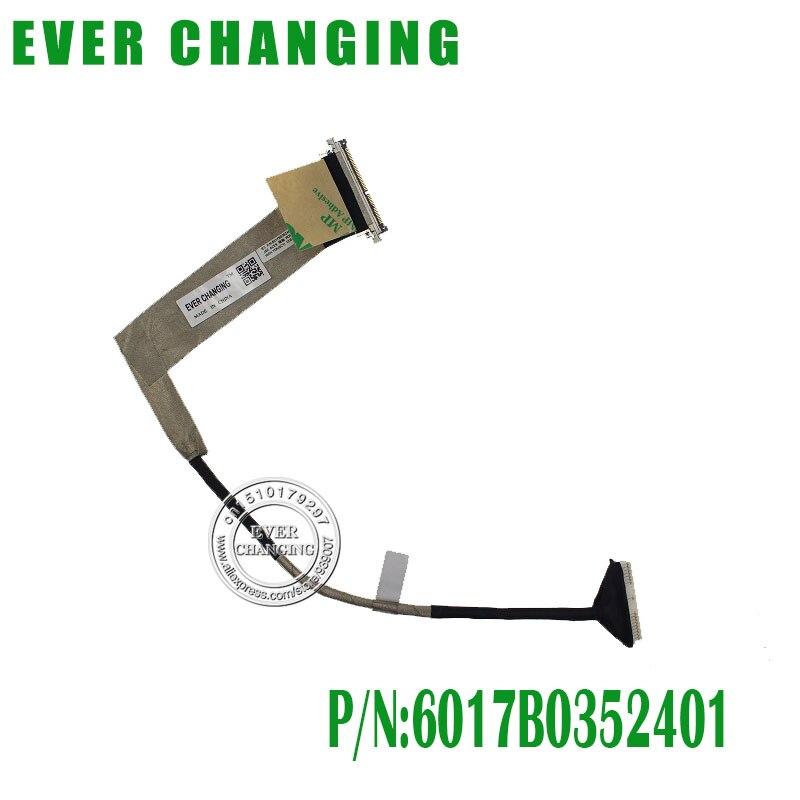 NEW LVDS CABLE IEC P/N:6017B0352401