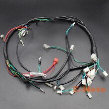 Harnais de câblage fil pièces électriques   Pièces électriques ZONGSHEN LONCIN LIFAN 150cc 200c 250cc 300cc ATV Quad Bike, nouveau e-moto