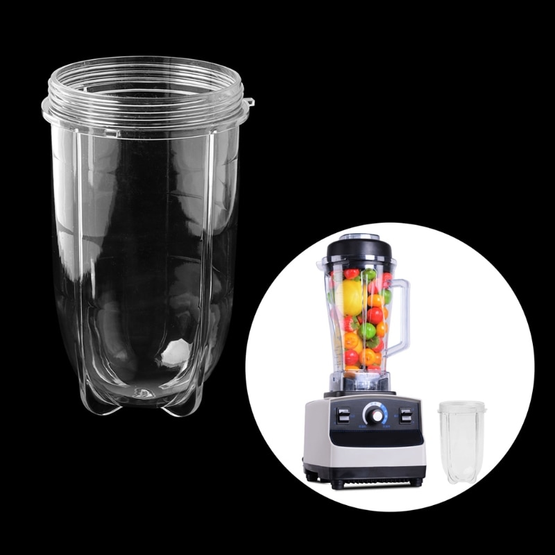 Brand Juicer Blenders Cup Mug Clear Replacement Parts With Ear For 250W Magic Bullet Home Kitchen Ap