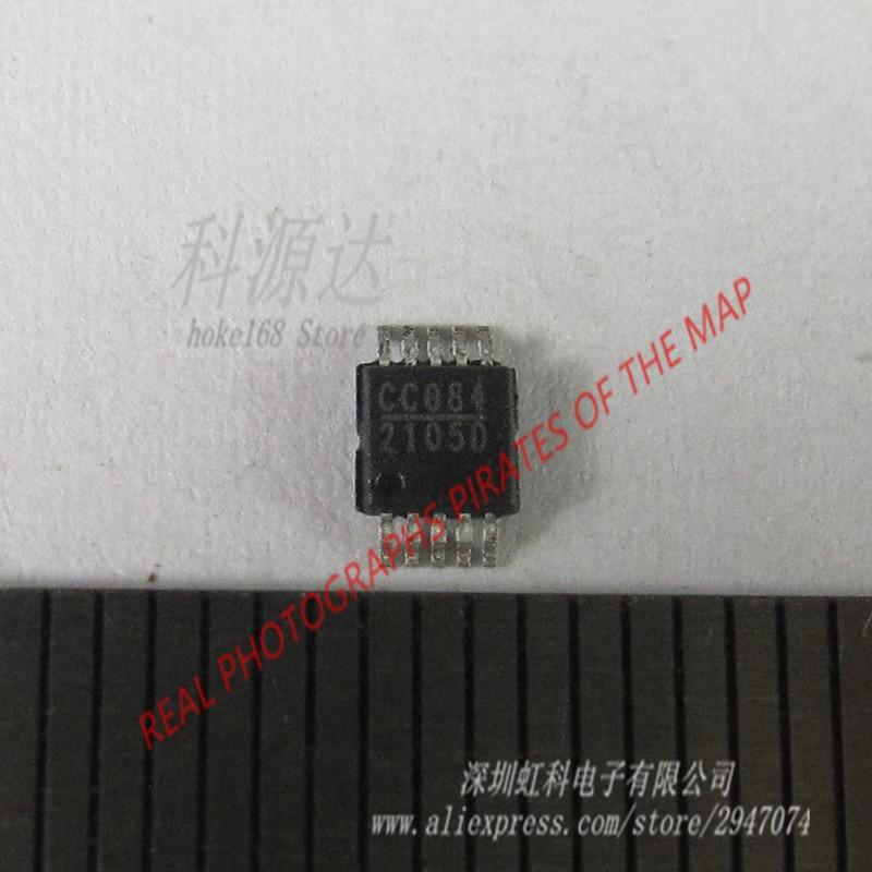 10 pçs/lote MP2105 MSOP10 MP2105DK-LF-Z 2105D Em Estoque
