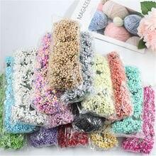 Tiges de mûrier artificielles 144 pièces/lot   Fleurs artificielles, Pistils diy pour têtes de fleurs, fil de Scrapbooking pour mariage, décoration artisanale