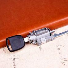Clé de voiture pour CR/V Accord   Cylindre de verrouillage de porte gauche, clé de voiture 1 pièce détail 12 ans de serrure