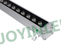 18W 24W 30W 55*60*1000MM IP65 led Wall washer Light lamp outdoor waterproof Landscape light linear bar lamp Warmwhite/White/RGB