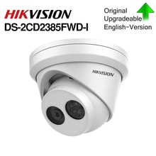 Hikvision Original IP Kamera DS-2CD2385FWD-I 8MP Netzwerk CCTV Kamera H.265 CCTV Sicherheit Sd-karte Slot POE WDR