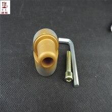 Herramienta de fontanero de 20mm de peso 47g, piezas de soldadura ppr, cabezales de máquina de soldadura de tubos, máquina de soldadura a tope, envío gratis