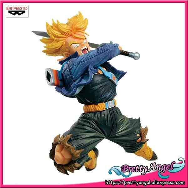 Banpresto WORLD FIGURE-figura COLOSSEUM Tenkaichi Budoukai vol.2, figura coleccionable de bañadores Super Saiyan