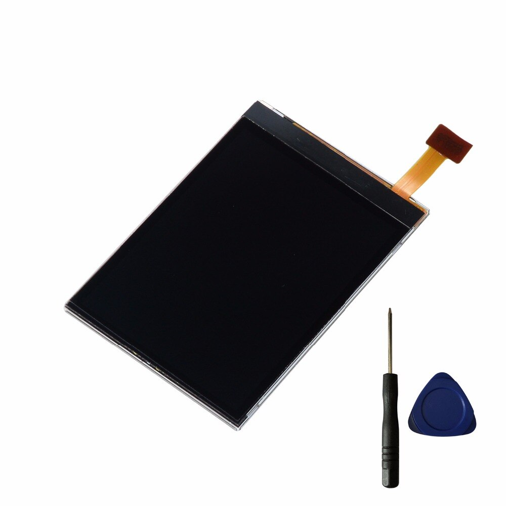 Black LCD Screen Display Substituição Para Nokia N75 N76 N81 N818g N93i LCD