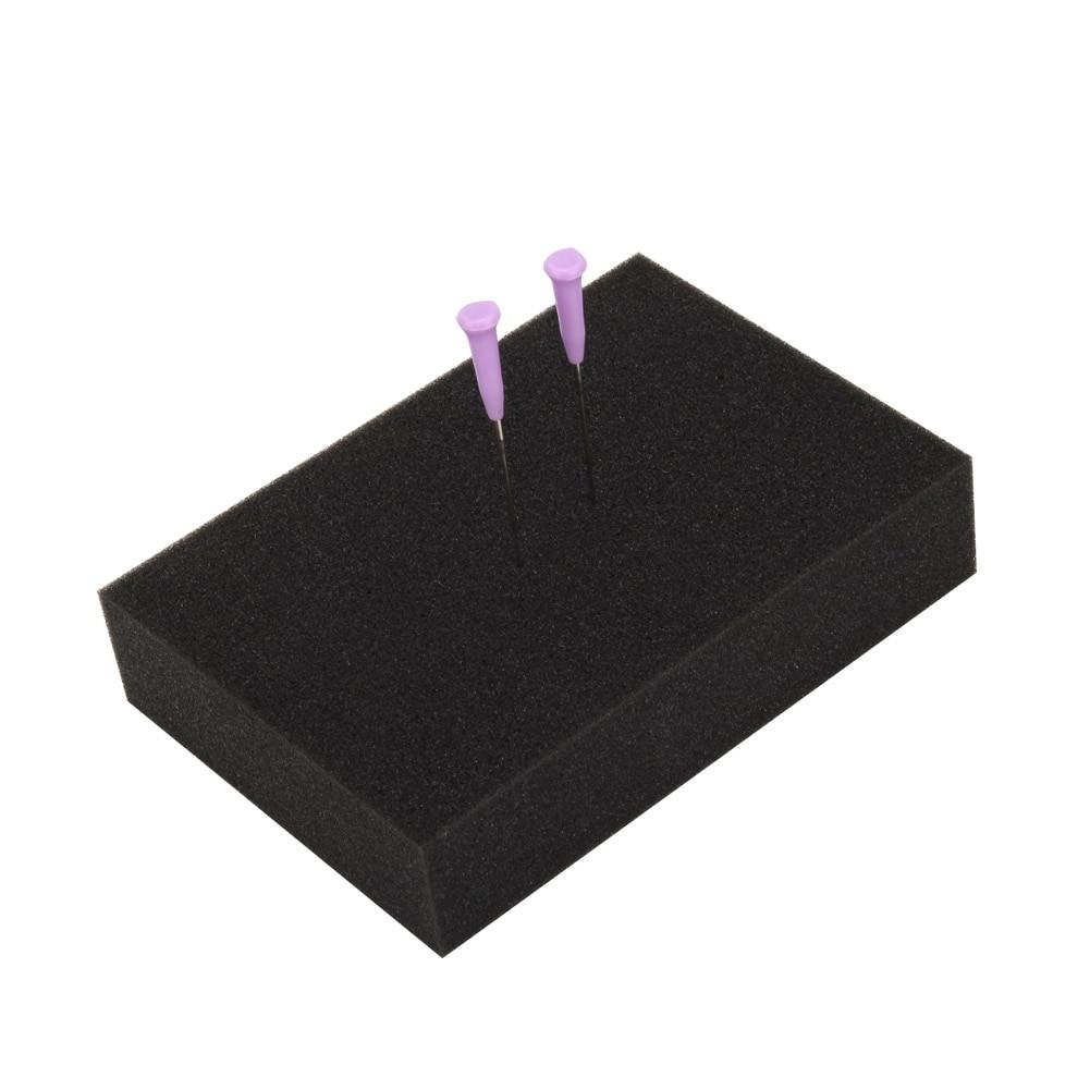 Needle Pin Dense Foam Pad Cushion Mat Holder Insertion Craft Felting Tool Wool Felt Accessories TB Sale
