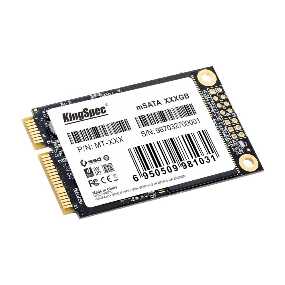 """KingSpec 512 ГБ mSATA жесткий диск SSD 500 Гб мини карта для ноутбука 3,5 мм 1,3 """"Внутренний твердотельный накопитель модуль для HP Pavilion PC"""