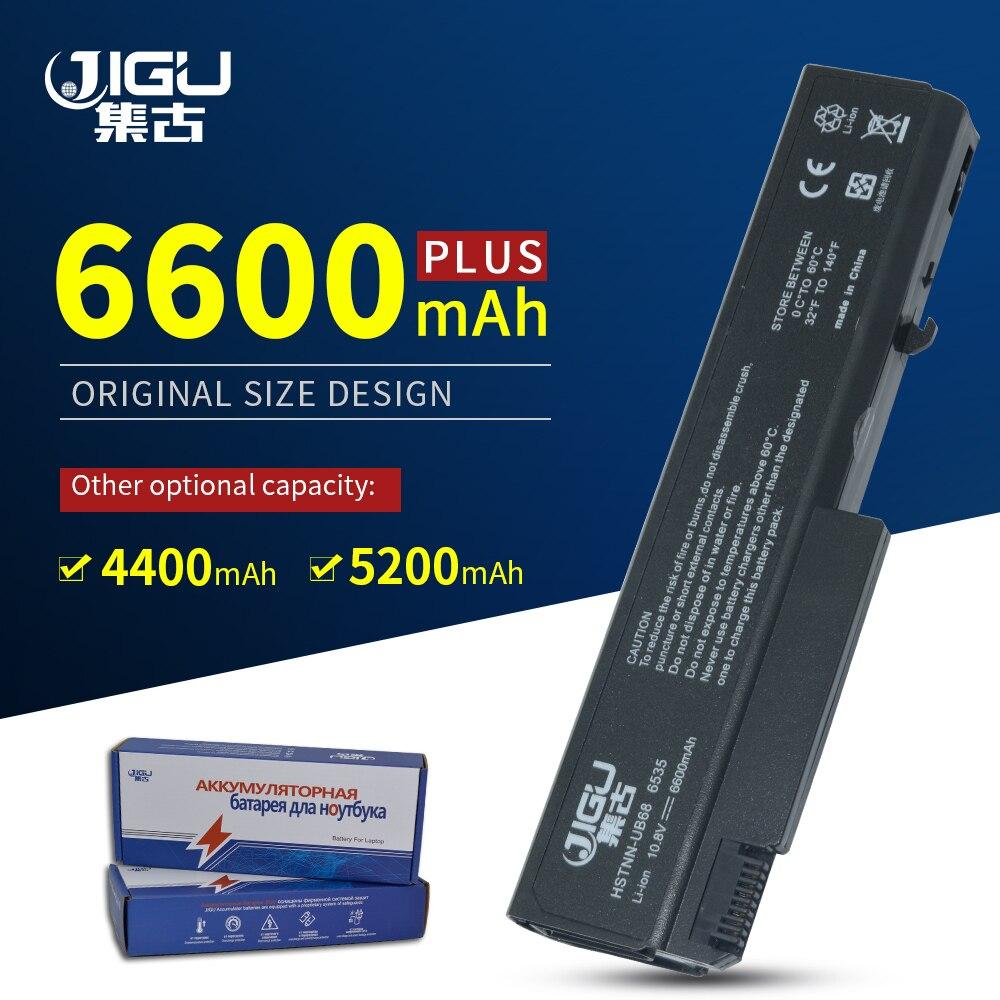JIGU batería de ordenador portátil para HP EliteBook 6930p 8440p 6535b ProBook 6450b 6555b 6550b 6440b 6445b 6540b 6545b 458640-542, 586031-001