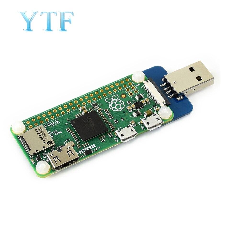 Raspberry Pi Zero W Micro USB для расширения платы адаптера