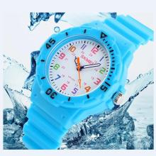 Fashion Brand Children Quartz Watch Waterproof Jelly Kids Watches For boys girls Students Wristwatch