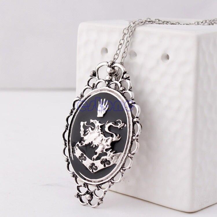 Twilight Alice Rosalie Cullen Family Crest Pendant Chain Necklace Hot