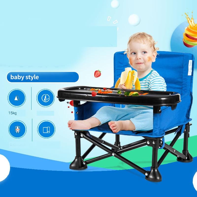 Портативное детское кресло, складное кресло для отдыха на открытом воздухе, домашнего использования, для кормления детей, детское сиденье д...