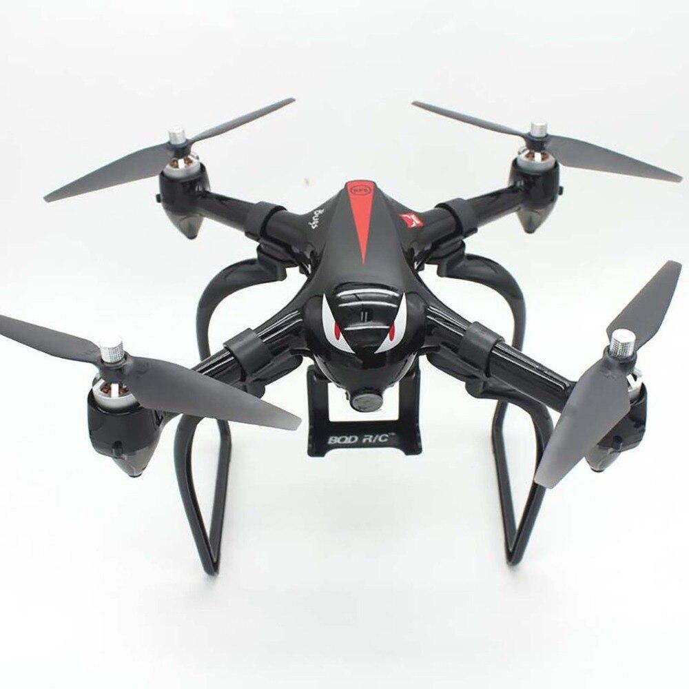 Patas de Dron RC tren de aterrizaje acción Gimbal montaje Cámara soporte piezas de Dron accesorios para aviones MJX B2W B2C