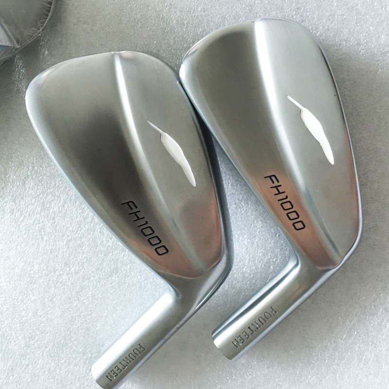 New mens Golf head FOURTEEN FH1000 Golf irons head set 4-9P Golf Club head no Clubs shaft Free shipping