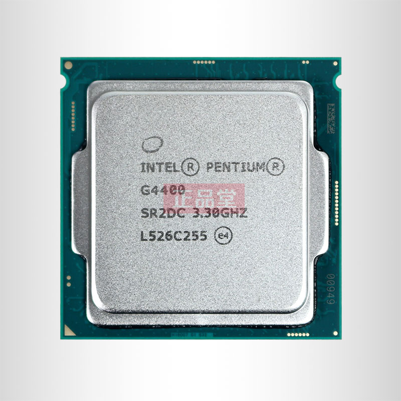Intel Pentium G4400 3MB Cache 3,3 GHz LGA1151 Dual Core PC CPU