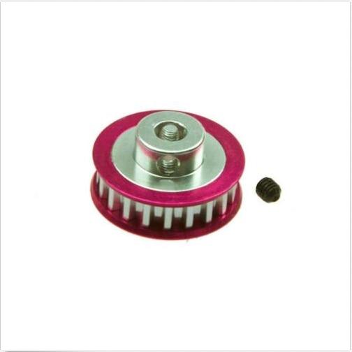 Engranaje de polea central de aluminio CNC 20T para 1/10 SAKURA D4 AWD RWD #3RAC-3PY/20