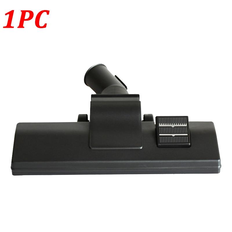 Boquilla para el suelo de la alfombra, 1 reemplazo para PC, cabezal de cepillo para el vacío Universal de 32mm, piezas de limpiador, accesorios, herramienta de cepillo de polvo