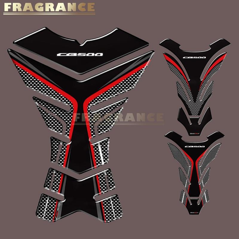 3D резиновая наклейка мотоцикл эмблема значок наклейка бак для Honda CB500 CBR500R CB500F CB500X CB 500 R/F/X