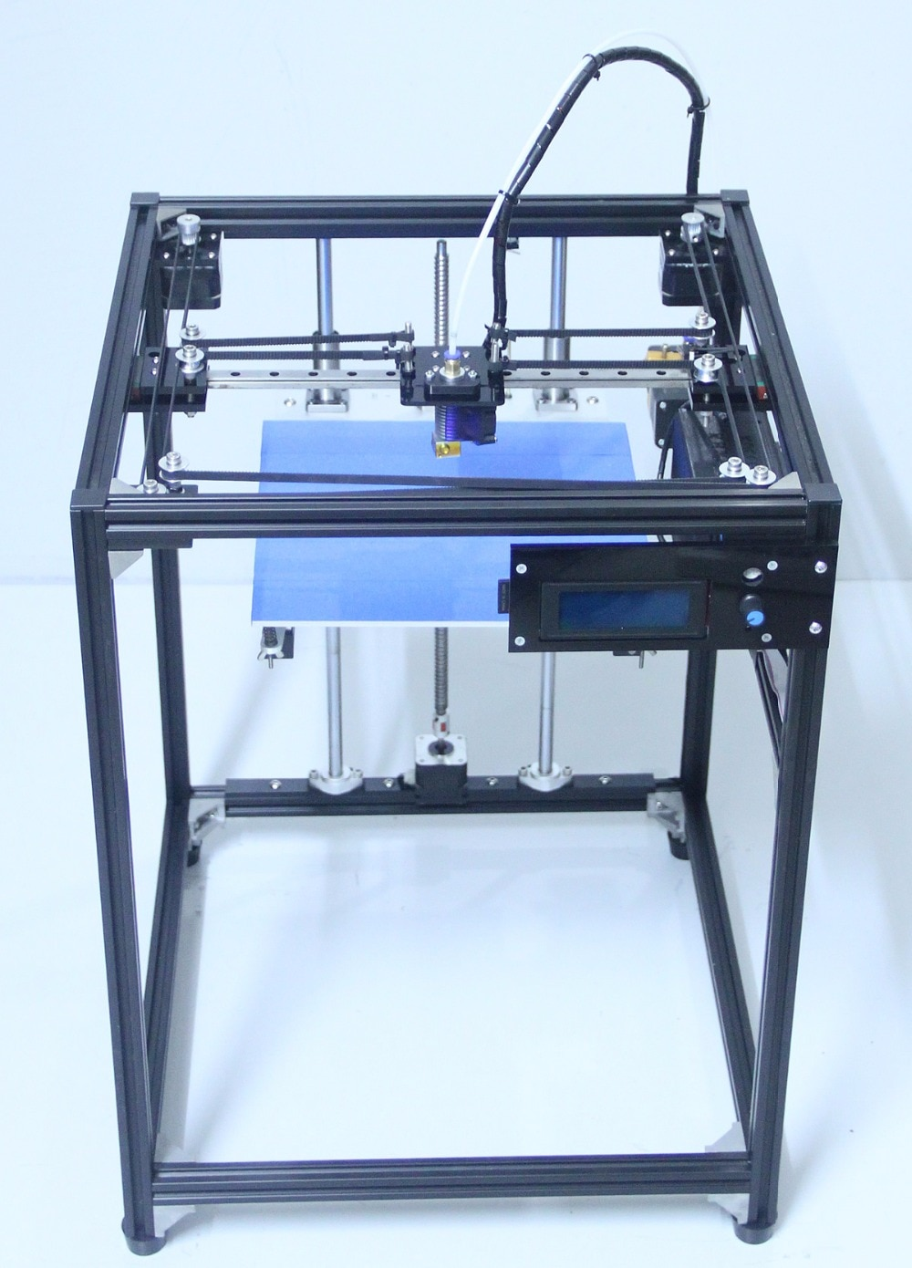 Ifancybox3 solo tamaño grande máquina de impresora 3D rampas negro corexy Kit completo kit de impresora 3d
