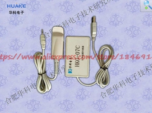 HKG-07C pulse sensor, USB interface / infrared pulse / photoelectric pulse pulse рюкзак pulse junior xl flowers butterfly