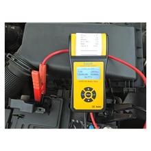 LANCOL-testeur de charge de batterie de voiture, outil de Diagnostic de voiture, avec imprimante, 2000cca, 200ah, 12V